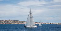 VIRIELLA during the Rolex Maxi Cup 2017, Costa Smeralda, Porto Cervo Yacht Club Costa Smeralda (YCCS).