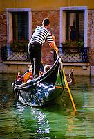 Veneza, Itália  - Paisagens e detalhes arquitetônicos de Veneza. Foto: Daniel Deák