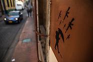 Street art & political slogans, Bogota