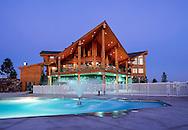 Pelican Lakes Club house in Windsor, Colorado.
