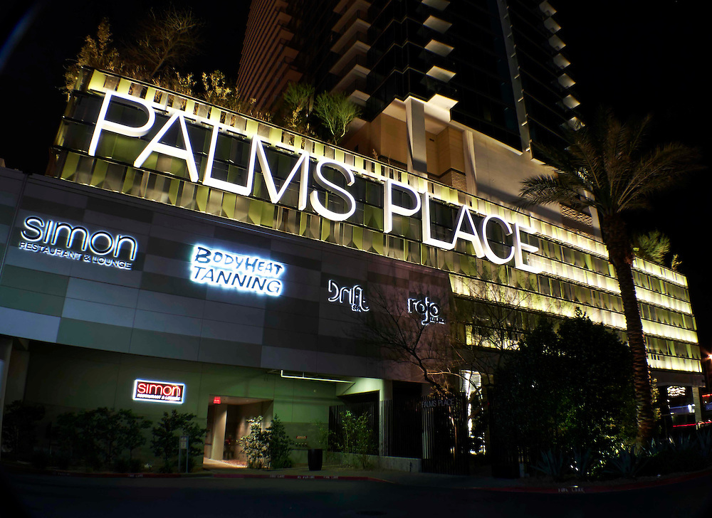 PALMS PLACE Las Vegas NV.