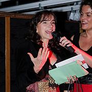 NLD/Amsterdam/20121129- Uitreiking Red's Hot Women Awards 2012, Winnares in de categorie Food Lasca ten Kate