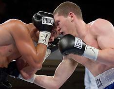 July 20, 2006 - Dmitriy Salita vs Shad Howard - Hammerstein Ballroom, NY, NY