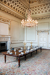 Wentworth Woodhouse Van Dyke Room<br />