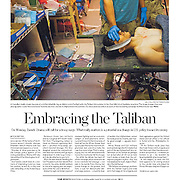 2009 fighting season coverage of in Kandahar, Afghanistan in The Toronto Star