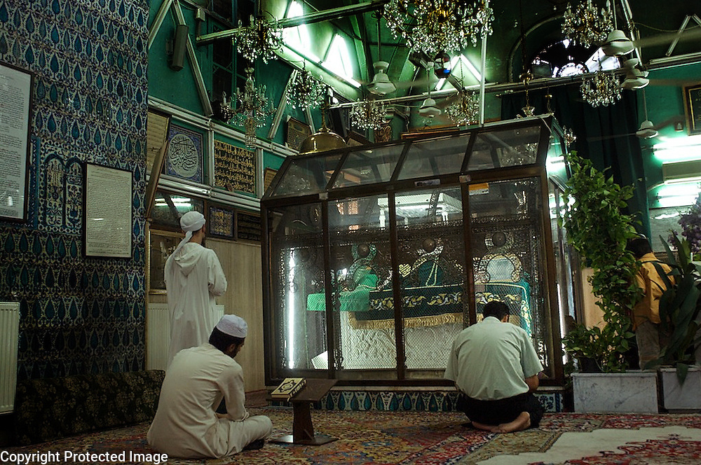 Ibn Arabi Mosque