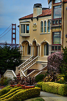 Richmond District & Golden Gate Bridge