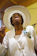 Jeannie, Church Parishioner, Detroit Gospel Church Performances