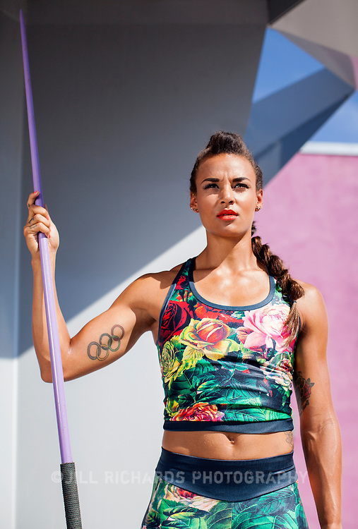 Chantae McMillan (born May 1, 1988) is an American heptathlete who has qualified to compete at the 2012 Summer Olympics in London.
