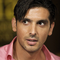 MACAU, CHINA - JUNE 11:  Indian Bollywood actor Zayed Khan attends a news conference during the 2009 International Indian Film Academy Awards at the Venetian Macao-Hotel-Resort on June 11, 2009 in Macau.  Photo by Victor Fraile / studioEAST