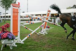 Weishaupt Philipp (GER) - Leoville<br /> CSIO Lummen 2009<br /> Photo © Dirk Caremans