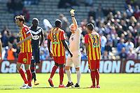 Philippe Kalt - 05.04.2015 - Bordeaux / Lens - 31eme journee de Ligue 1<br />Photo : Manuel Blondeau / Icon Sport