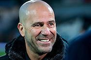 ALMELO, Heracles Almelo - Vitesse, voetbal, Eredivisie seizoen 2015-2016, 13-12-2015, Polman Stadion, Vitesse coach Peter Bosz.