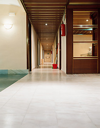Dec. 05, 2012 - A hotel corridor (Credit Image: © Image Source/ZUMAPRESS.com)