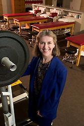 Elaine Lambert, doctor to the Stanford women's basketball team. Baylor alumni.