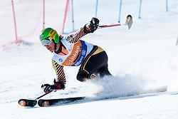 LUSCOMBE Braydon, CAN, Giant Slalom, 2013 IPC Alpine Skiing World Championships, La Molina, Spain