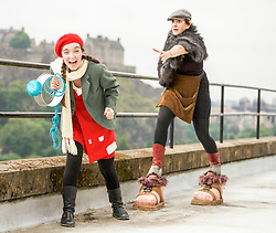 Based on the traditional Scottish folk tale, Molly Whuppie, children's theatre company Licktyspit balance on 'The Bridge of One Hair'. The show is at Assembly Roxy from 4 to 28 August as part of the Edinburgh Festival Fringe.