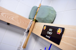 A general view of the Exeter Chiefs changing room prior to kick off - Mandatory by-line: Ryan Hiscott/JMP - 30/11/2019 - RUGBY - Sandy Park - Exeter, England - Exeter Chiefs v Wasps - Gallagher Premiership Rugby