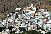Spanien, Kanarische Inseln, Teneriffa..San Andres , Fischerdorf klebt am Berg..|..Spain, Canary Islands, Tenerife..San Andres, fishing village nestling on a hill