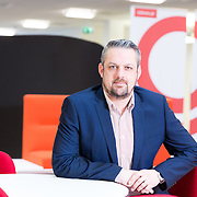 Paul Doyle - Oracle - Corporate Photography Dublin - Alan  Rowlette Photography