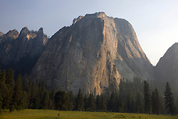 El Capitan, Yosemite National Park, California, USA.