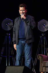 AU_1392535 - Sydney, AUSTRALIA  -  Charlie Sheen in Sydney. 'An Evening with Charlie Sheen' at ICC, Sydney, Australia.<br /> <br /> Pictured: Charlie Sheen<br /> <br /> BACKGRID Australia 4 NOVEMBER 2018 <br /> <br /> BYLINE MUST READ: Brandon Voight / BACKGRID<br /> <br /> Phone: + 61 2 8719 0598<br /> Email:  photos@backgrid.com.au