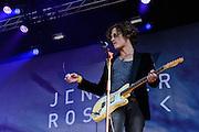 Jennifer Rostock - Open Flair Festival 2012