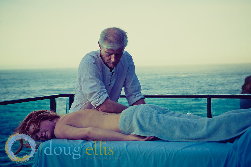 Esalen Massage Crew and Esalen massage, Big Sur CA.