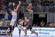 DESCRIZIONE : Eurolega Euroleague 2015/16 Group D Unicaja Malaga - Dinamo Banco di Sardegna Sassari<br /> GIOCATORE : Will Thomas<br /> CATEGORIA : Tiro Tre Punti Three Point Controcampo Ritardo<br /> SQUADRA : Unicaja Malaga<br /> EVENTO : Eurolega Euroleague 2015/2016<br /> GARA : Unicaja Malaga - Dinamo Banco di Sardegna Sassari<br /> DATA : 06/11/2015<br /> SPORT : Pallacanestro <br /> AUTORE : Agenzia Ciamillo-Castoria/L.Canu
