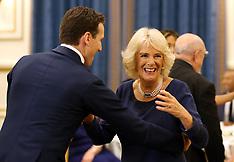 Duchess of Cornwall hosts Tea Dance - 22 Dec 2017