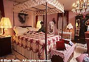 Churchtown Inn, Carriage House bedroom, Churchtown, Lancaster Co., PA