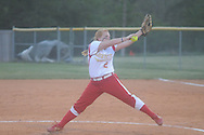 Lafayette High School vs. Lewisburg in high school softball action in Oxford, Miss. on Thursday, April 14, 2011.