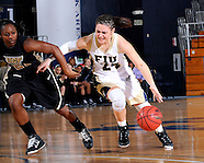 FIU Women's Basketball vs UCF (Dec 5 2010)
