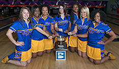 2015-16 A&T Bowling Team Pictures