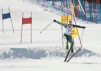 US Telemark Championships giant slalom at Gunstock March 9, 2012.