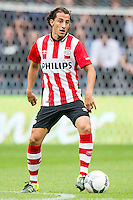 EINDHOVEN - PSV - FC Groningen , Voetbal , Seizoen 2015/2016 , Eredivisie , Philips stadion , 16-08-2015 , PSV speler Andres Guardado