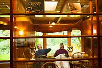 Steamboat Inn on the North Umpqua River. Cascade Mountains, Oregon.