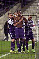 But et joie Issa Diop (tfc)<br /> FOOTBALL : Toulouse vs Bastia  - 25eme Journee de L1 - Toulouse - 11/02/2017<br /> <br /> Norway only