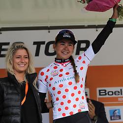 02-09-2017: Wielrennen: Boels Ladies Tour: Vaals: Anouska Koster