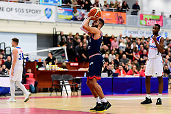 Lewis Champion of Bristol Flyers - Photo mandatory by-line: Ryan Hiscott/JMP - 17/01/2020 - BASKETBALL - SGS Wise Arena - Bristol, England - Bristol Flyers v London City Royals - British Basketball League Championship