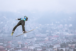 22.02.2019, Bergiselschanze, Innsbruck, AUT, FIS Weltmeisterschaften Ski Nordisch, Seefeld 2019, Skisprung, Herren, im Bild Jarkko Maatta (FIN) // Jarkko Maatta of Finland during the men's Skijumping of FIS Nordic Ski World Championships 2019. Bergiselschanze in Innsbruck, Austria on 2019/02/22. EXPA Pictures © 2019, PhotoCredit: EXPA/ Dominik Angerer