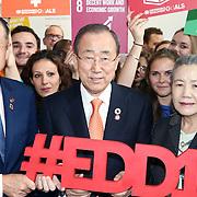 20160615 - Brussels , Belgium - 2016 June 15th - European Development Days - #EDD16 - Ban Ki-Moon - Secretary General, United Nations - Jim Yong Kim - President, The World Bank Group - Yoo (Ban) Soon-taek © European Union