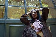 Roma, 09/06/2003: Susan Sontag, Casa delle Letterature.