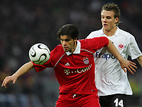 29.04.06 , vMichael Ballack Bayern, Alexander Meier<br /> DFB-Pokal Finale Eintracht Frankfurt - FC Bayern Muenchen<br />  Bayern München<br /> Norway only