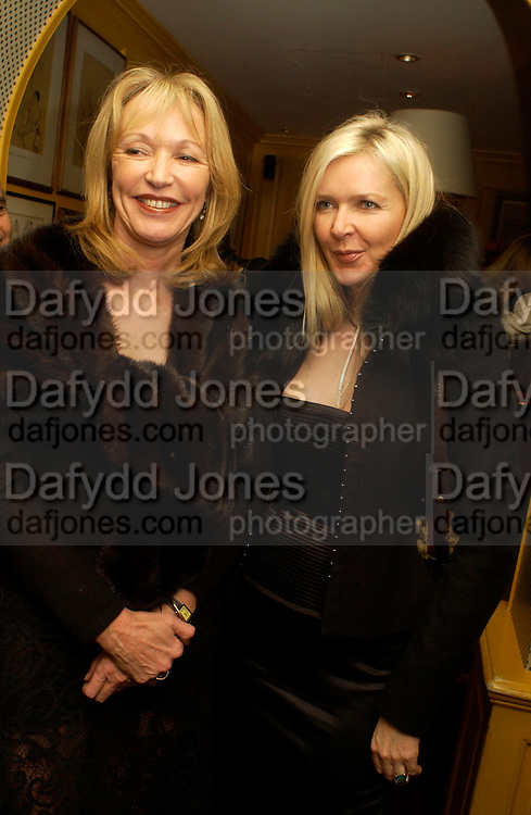 Amanda Wakeley. Artists Independent Networks  Pre-BAFTA Party at Annabel's co hosted by Charles Finch and Chanel. Berkeley Sq. London. 11 February 2005. . ONE TIME USE ONLY - DO NOT ARCHIVE  © Copyright Photograph by Dafydd Jones 66 Stockwell Park Rd. London SW9 0DA Tel 020 7733 0108 www.dafjones.com