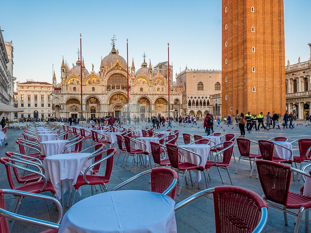 Plaza de San Marcos, Venecia ©Javier Abad / PILAR REVILLA