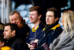 Worcester Warriors fans at Harlequins - Mandatory by-line: Robbie Stephenson/JMP - 16/02/2019 - RUGBY - Twickenham Stoop - London, England - Harlequins v Worcester Warriors - Gallagher Premiership Rugby