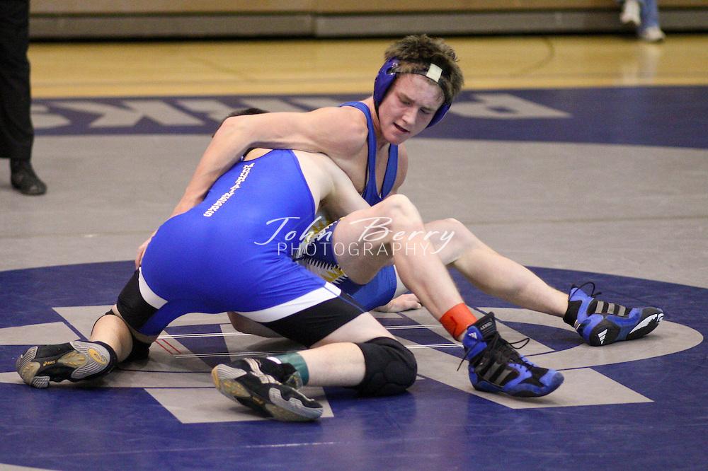 MCHS Wrestling .vs Western Albemarle .Mountaineer Classic Wrestling Tournament .1/3/2009