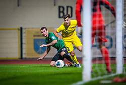 12# Sikosek Gregor from NK Domzale during the match of 1. round of 1. Slovenian National Football League between: NK Domzale and NK Rudar Velenje on July 14, 2019 in Domzale, Slovenia. Photo by Urban Meglic / Sportida