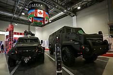 Azerbaijan: Military Exhibition ADEX, 26 September 2016